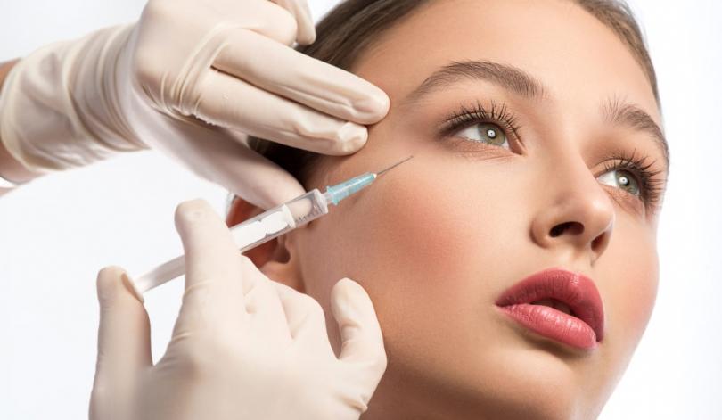 Aplicação Botox